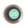 fennel bitter essential oil cap top